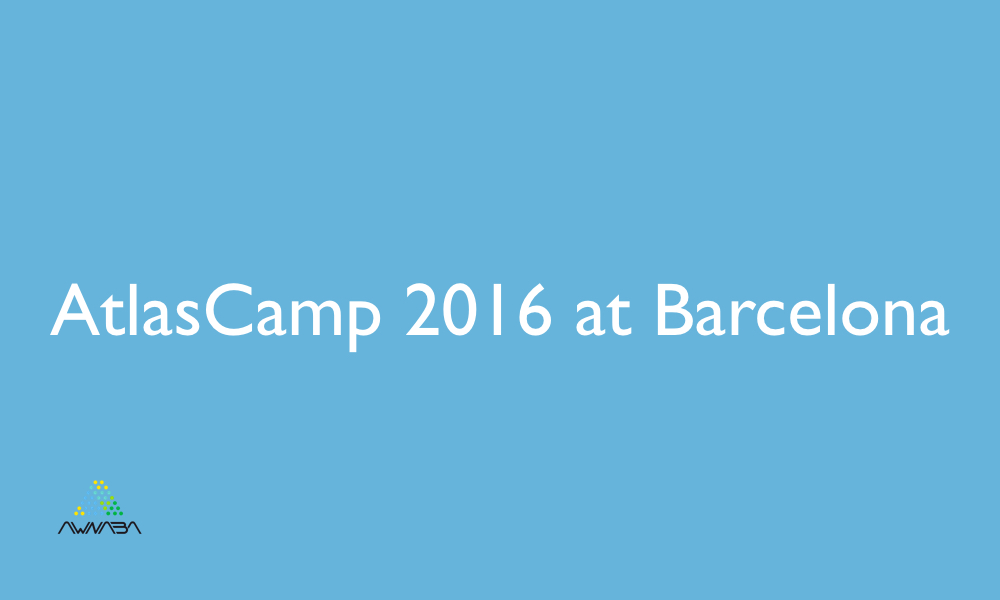 AtlasCamp 2016 at Barcelona