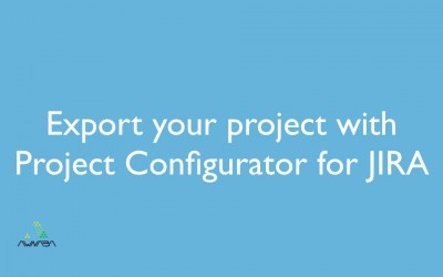 Export your project with Project Configurator for JIRA