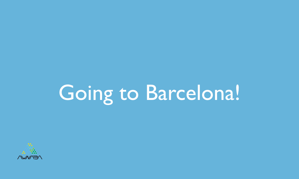 Going to Barcelona!